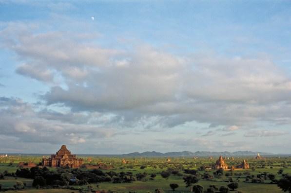 View of Bagan