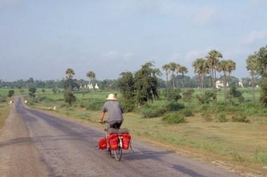 Road to Bagan