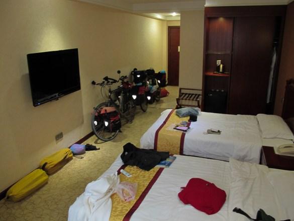 4star hotelroom in Guide