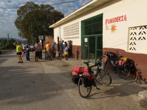 panaderia in a village