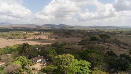 Valle de los Ingenios, east of Trinidad