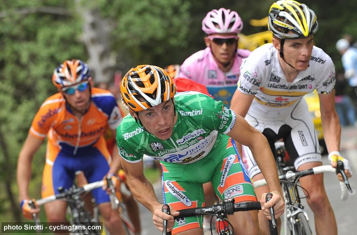 Giro Contador Mortirolo