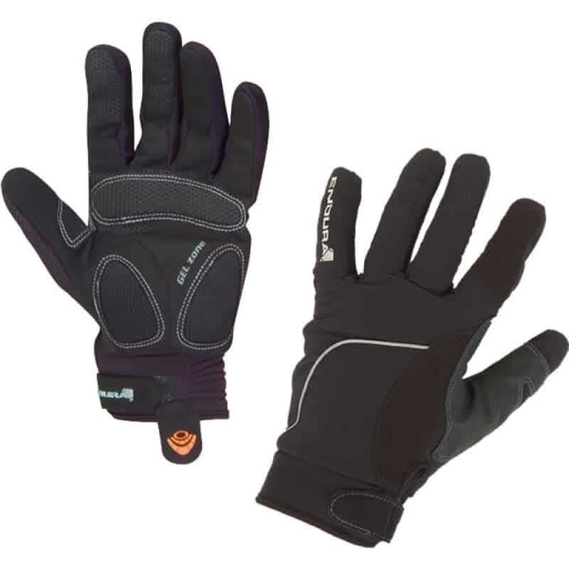 Touchscreen Winter Mens Womens Cycling Claw Gloves Biking Silicone Touch UK