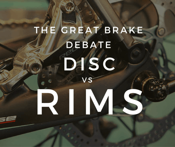 road bicycle disc brakes