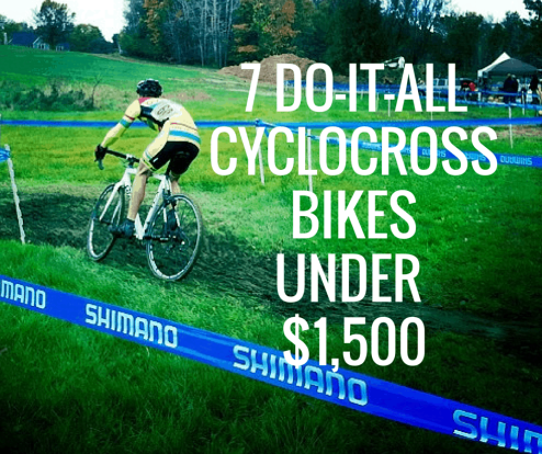 best cyclocross bikes under 1500