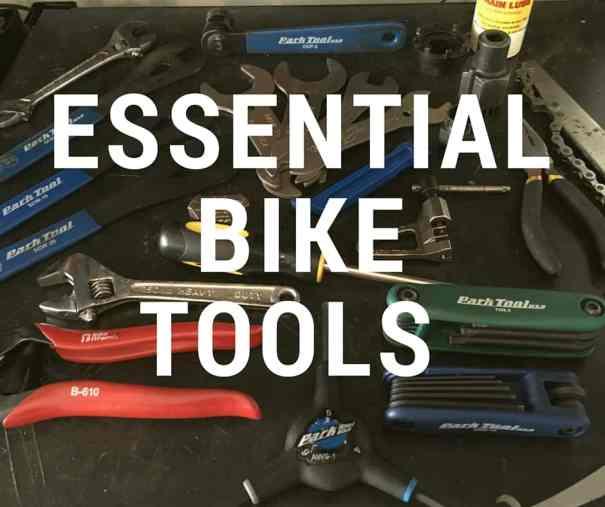 essential bike tools