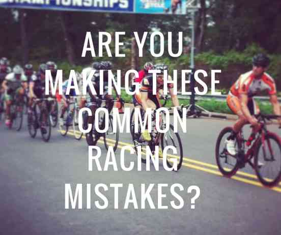bike race tips
