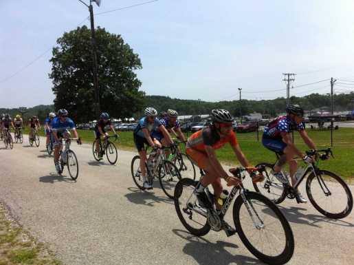 cycling race tips