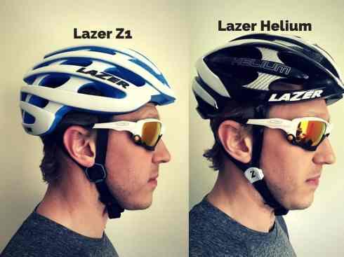 lazer Z1 vs lazer helium