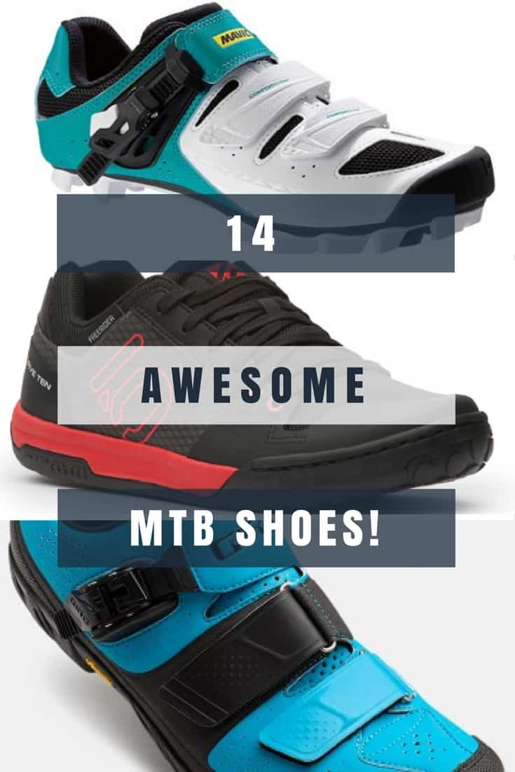 14 Of The Best Trail Ready Mountain Bike Shoes 2019