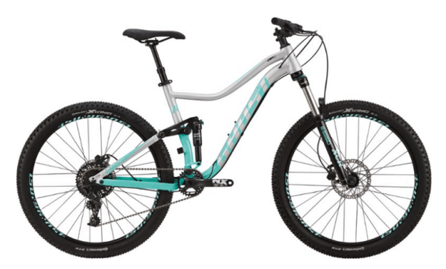 best budget womens full suspension mountain bike