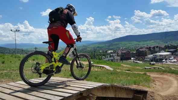 buying a mountain bike for beginners
