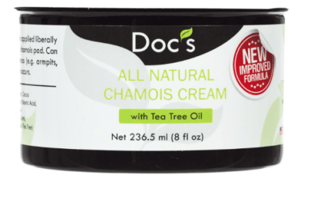 best natural chamois cream