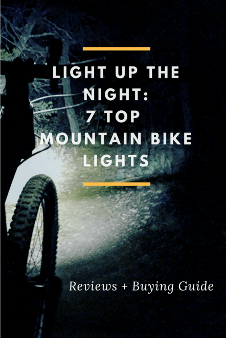 best bike lights for mountain biking
