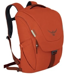 Best Backpack for Bike Commuting - Osprey Flapjack