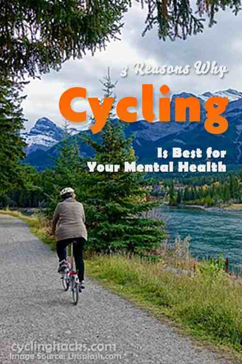 3 Reasons Why Cycling Is Best for Your Mental Health