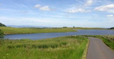 Newton Mearns Cycle Route Cycling