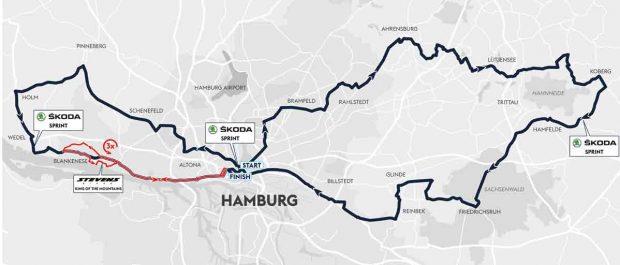 Bildergebnis für hamburg cyclassics 2018