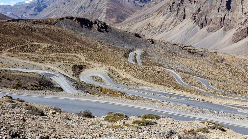 Gata Loops in Ladakh