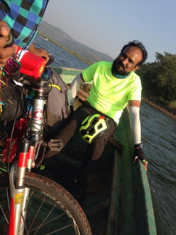 Cycling from Mumbai to Kanyakumari