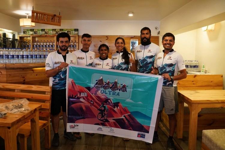 La La Land Ultra participants