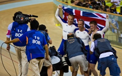 Interview With Jamie Staff MBE