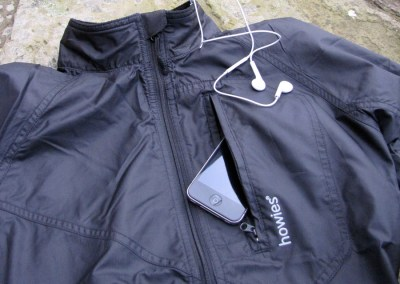 Review – howies Brenin Windstopper Jacket