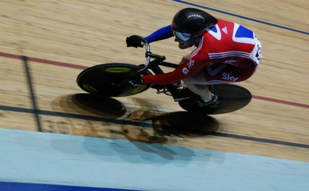 GB's sprint team came away relatively empty handed, but it wasn't through lack of effort.