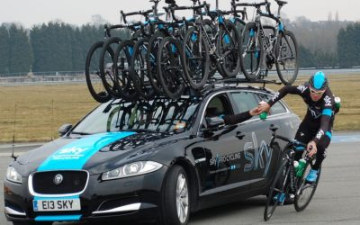 Pushing the Limits – Team Sky's approach to training Sports Directors