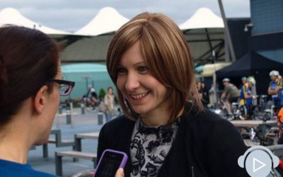 Interview with Joanna Rowsell MBE