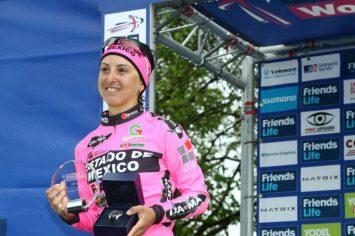 Rossella Ratto - Stage 2 winner
