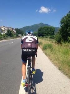 Girona Ride Neil Martin