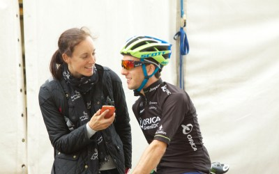 Interview – Simon Yates Tour de France Newcomer – Stage 2 Depart