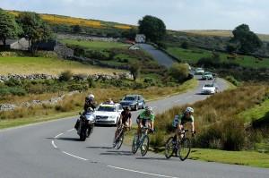 The break on Dartmoor