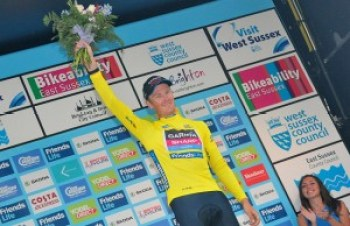 Dylan van Baarle, Friends Life Yellow Jersey