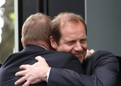 Christian Prudhomme & Gary Verity chat post TdY
