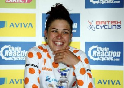 Melissa Hoskins Interview – Stage 4 Womens Tour 2015