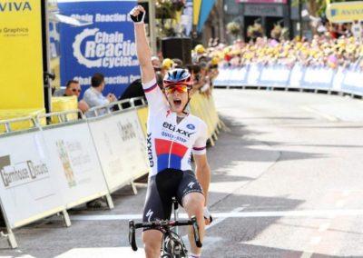 Stage Two ToB – Petr Vakoc wins Aviva Yellow Jersey