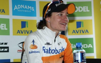 Interview – Marianne Vos – Stage 4 Winner – AVIVA Women's Tour 2016