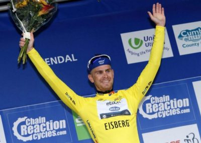 Audio Interview with Stage 2 ToB 2016 Winner Julien Vermote