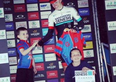 Connor Swift Interview – Winner Stevenage Round – Tour Series 2017