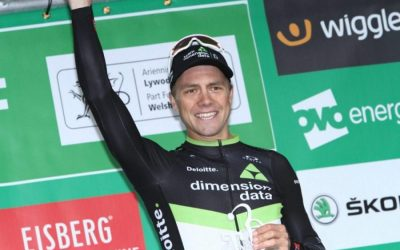 Interview – Edvald Boasson Hagen – Stage 8 Winner – OVO Tour of Britain 2017