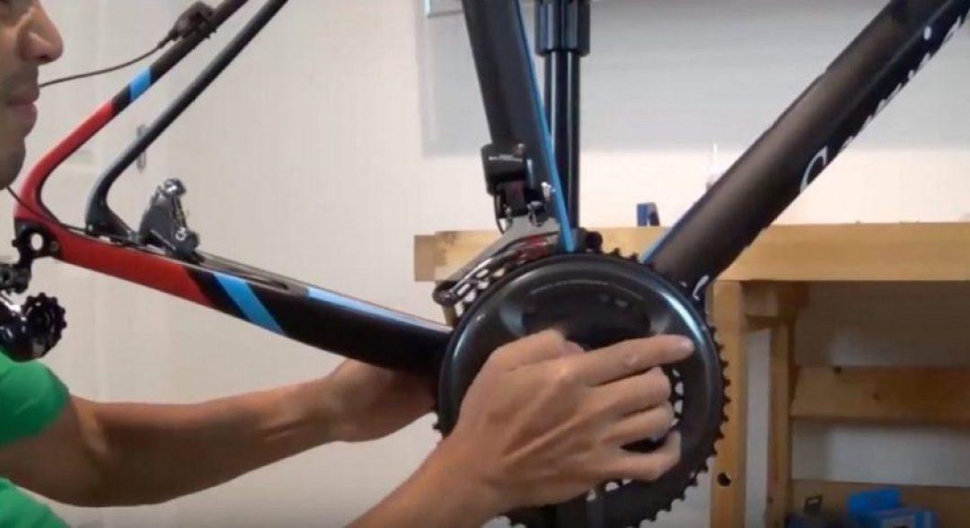 Quick Road Bike Build Guide – Part 5 – Drivetrain & Pedals
