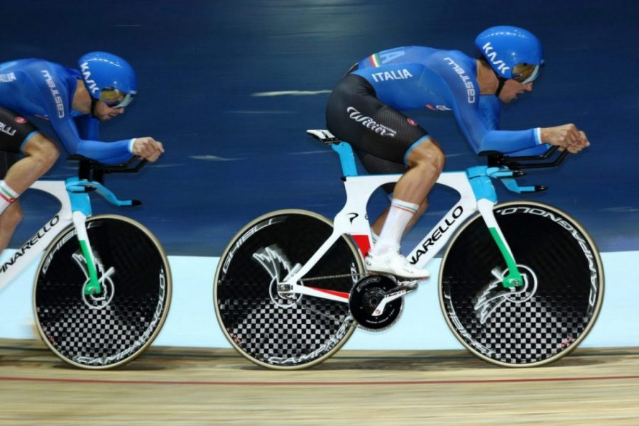Tissot UCI Track World Cup 2017/18   Round 2 Manchester, Day 1