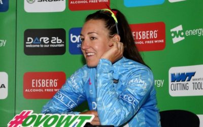 Interview – Dani Rowe – Best British Rider – OVO Women's Tour 2018