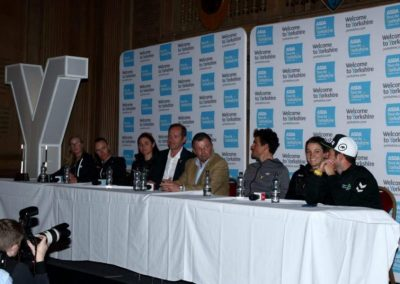 Tour De Yorkshire – Eve Of Tour Press Conference 2019