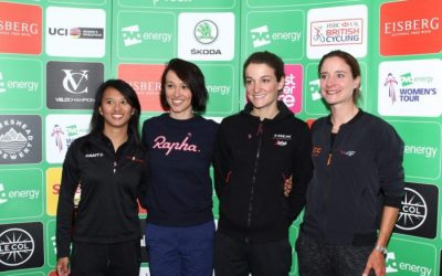 OVO Energy Women's Tour – Pre Race Press Conference 2019