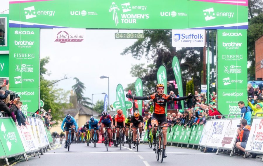 OVO Energy Women's Tour of Britain - Stage 1 - Beccles-Stowmarket