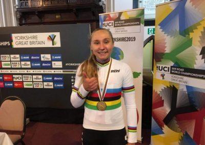 Interview – Megan Jastrab Junior Women's World Champion 2019
