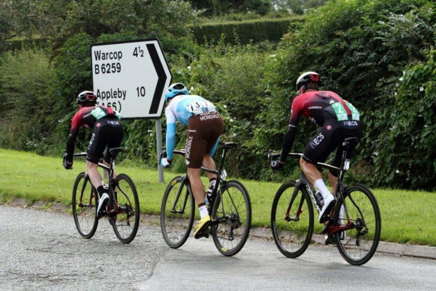 OVO Energy Tour of Britain 2019   Stage 4 Gateshead to Kendal